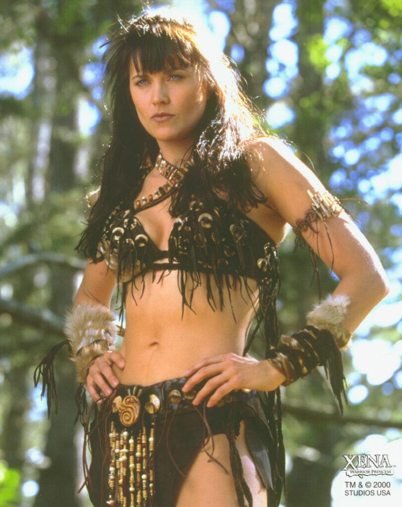 Naked picture of xena the warrior princess xxx film