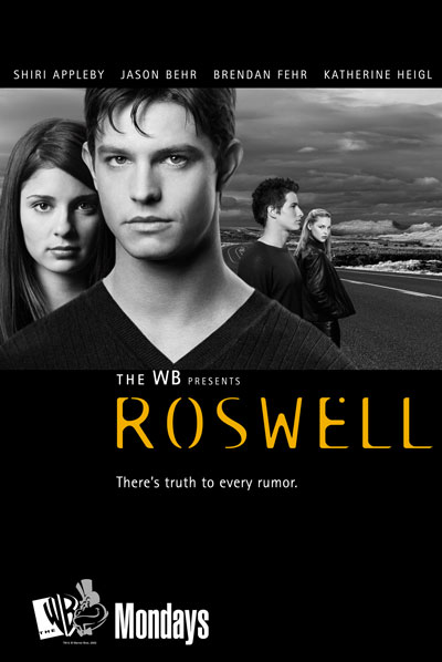 Rosswell starring Shiri Appleby, Jason Behr, Brendan Fehr and Katherine Heigl